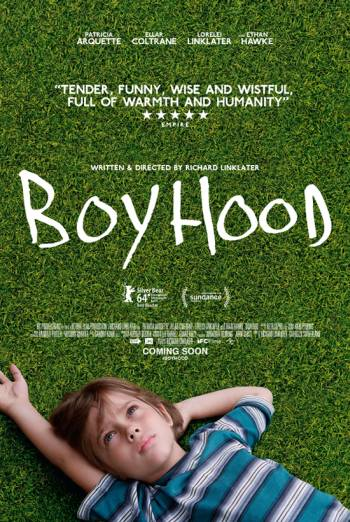 BOYHOOD artwork