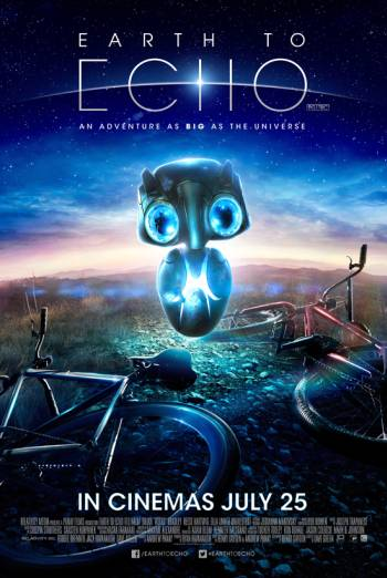 EARTH TO ECHO artwork