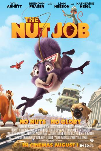 THE NUT JOB <span>[3D]</span> artwork