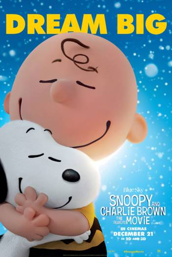 SNOOPY &amp; CHARLIE BROWN: THE PEANUTS MOVIE <span>[2D]</span> artwork
