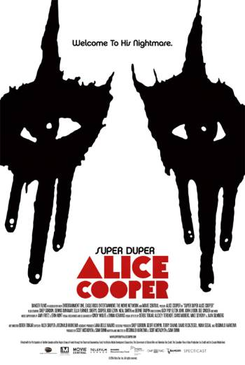 SUPER DUPER ALICE COOPER <span>(2014)</span> artwork