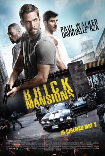 BRICK MANSIONS artwork