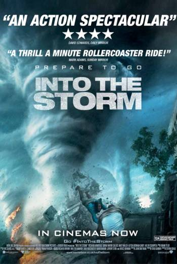 INTO THE STORM artwork