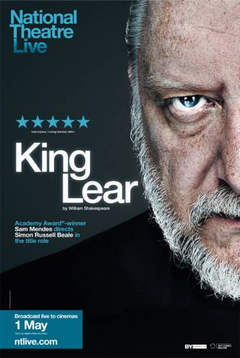 NATIONAL THEATRE LIVE: KING LEAR artwork