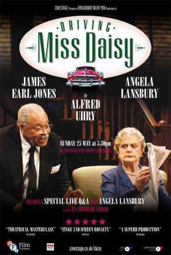 DRIVING MISS DAISY artwork