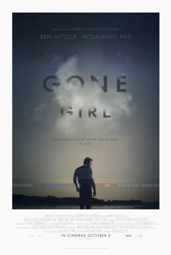 GONE GIRL artwork