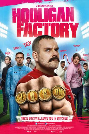 THE HOOLIGAN FACTORY <span>(2014)</span> artwork