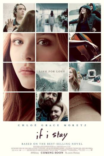 IF I STAY artwork