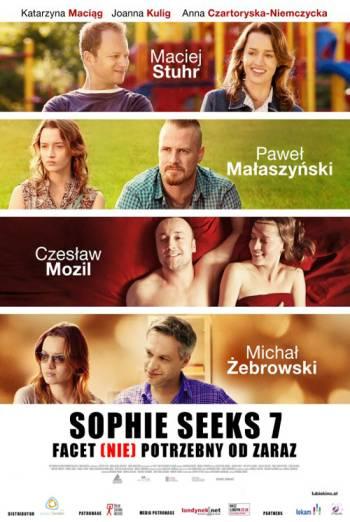 SOPHIE SEEKS 7 artwork