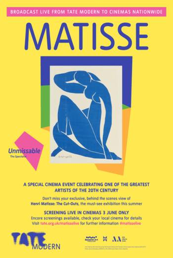 MATISSE: FROM TATE MODERN artwork