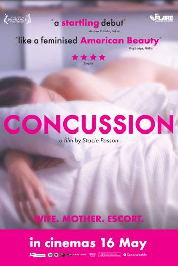 CONCUSSION artwork