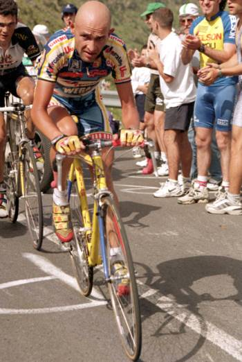 PANTANI: THE ACCIDENTAL DEATH OF A CYCLIST artwork