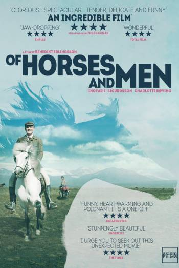 OF HORSES AND MEN artwork