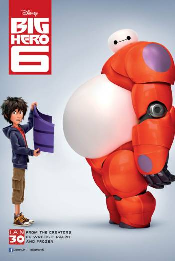 BIG HERO 6 <span>(2014)</span> artwork