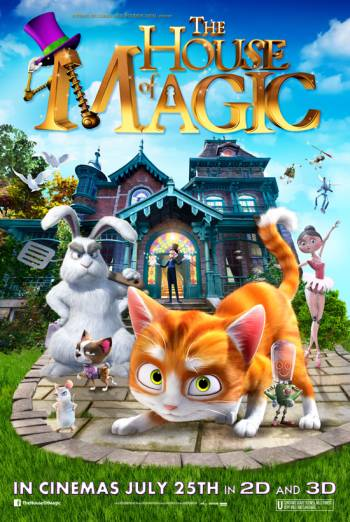 The House of Magic (2013) Poster