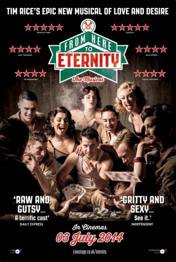 FROM HERE TO ETERNITY - THE MUSICAL artwork