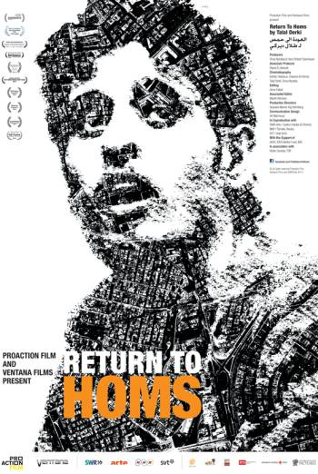 RETURN TO HOMS <span>(2013)</span> artwork
