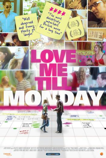 LOVE ME TILL MONDAY artwork