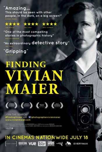 FINDING VIVIAN MAIER artwork