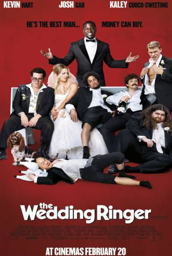 THE WEDDING RINGER artwork