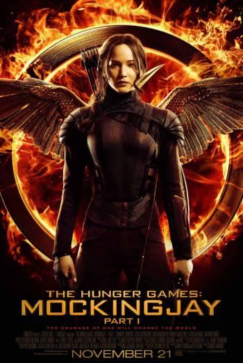 Hunger Games: Mockingjay Pt 1