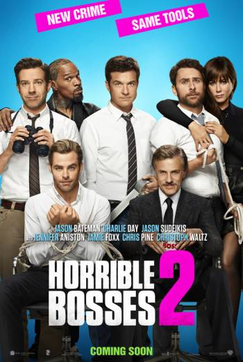 HORRIBLE BOSSES 2 <span>(2014)</span> artwork