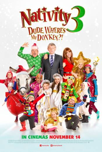 NATIVITY 3: DUDE WHERE'S MY DONKEY? <span>(2014)</span> artwork