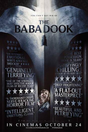 THE BABADOOK artwork