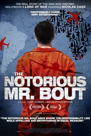 THE NOTORIOUS MR. BOUT artwork