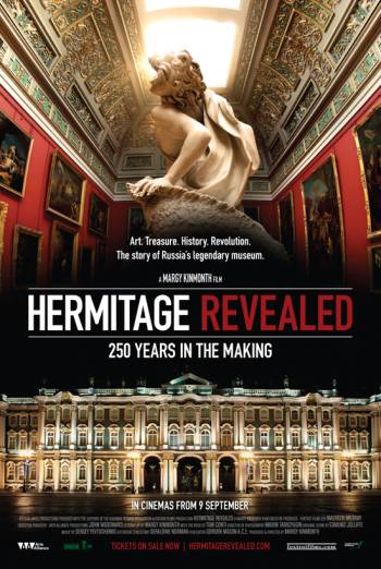 HERMITAGE REVEALED artwork