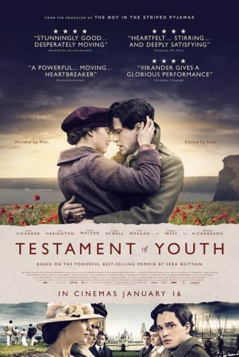 TESTAMENT OF YOUTH artwork