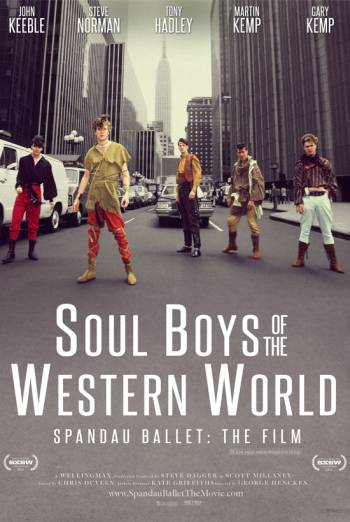 SOUL BOYS OF THE WESTERN WORLD artwork