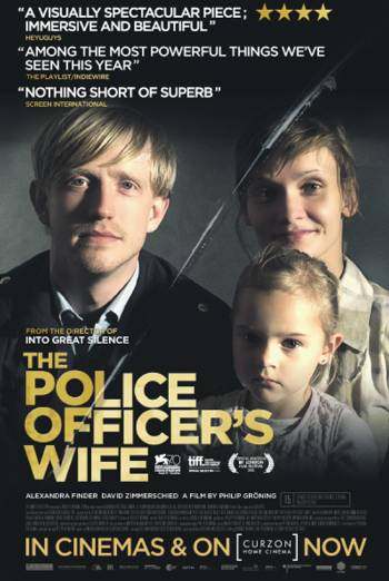 THE POLICE OFFICER'S WIFE artwork