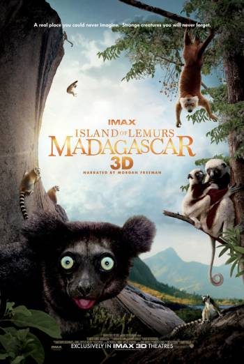 ISLAND OF LEMURS: MADAGASCAR <span>(2014)</span> artwork