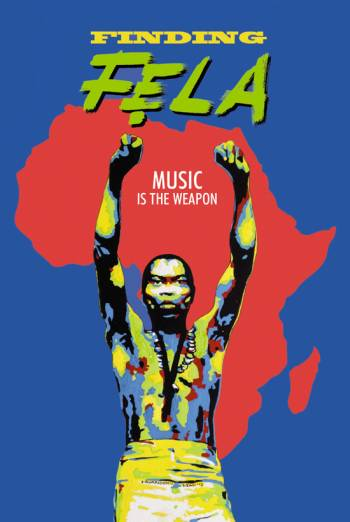 FINDING FELA artwork