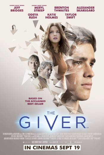 THE GIVER <span>(2014)</span> artwork