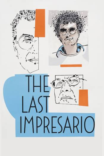 THE LAST IMPRESARIO artwork
