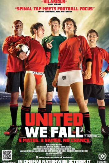 UNITED WE FALL artwork