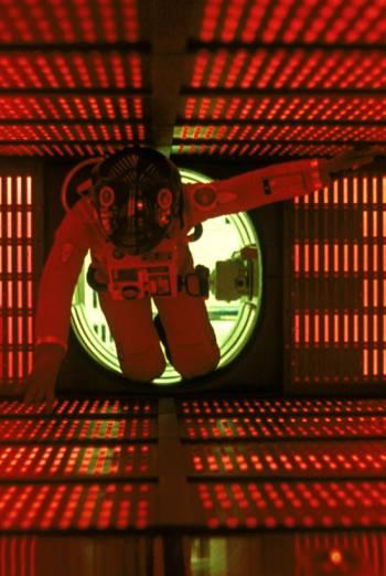 2001: A SPACE ODYSSEY <span>(1968)</span> artwork