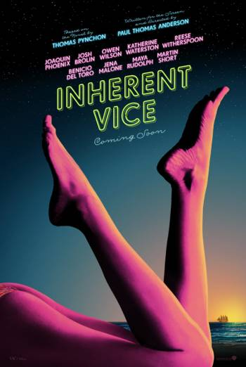 INHERENT VICE <span>(2014)</span> artwork