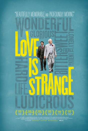 LOVE IS STRANGE artwork