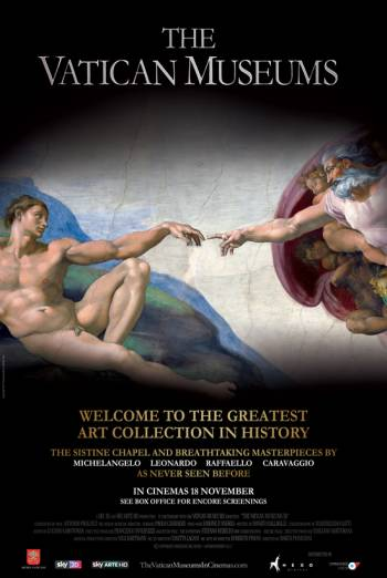 VATICAN MUSEUMS <span>(2014)</span> artwork