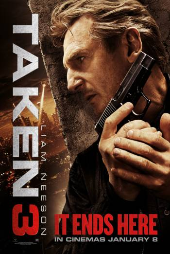 TAKEN 3 <span>(2014)</span> artwork