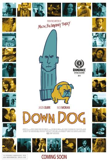 DOWN DOG artwork