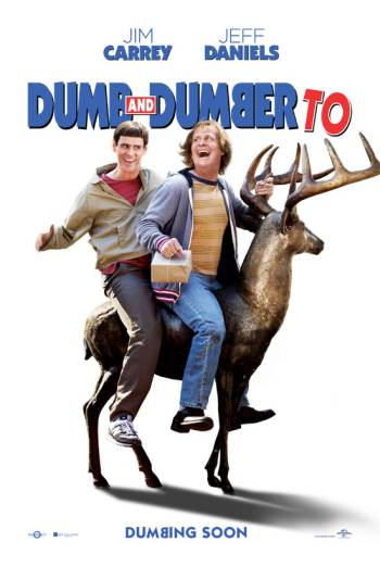 DUMB AND DUMBER TO <span>(2014)</span> artwork