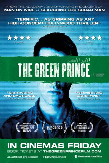 THE GREEN PRINCE artwork