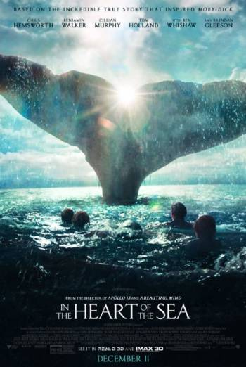 In the Heart of the Sea (3D) IMAX