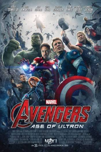 Avengers: Age of Ultron (3D) IMAX
