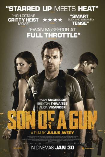SON OF A GUN artwork