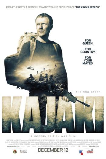 KAJAKI THE TRUE STORY artwork